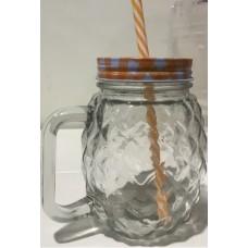 Glass with Straw - 458875