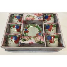 Rosy Cups Set - 6918060212728