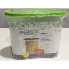 Plastic Food Container (1.5 Litre) - 8699120032101