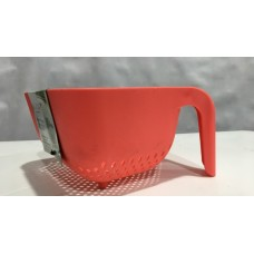 Plastic Filter Bowl With Handle (3 Litres) - 8699120032545