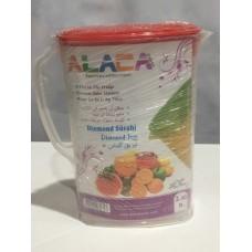 Plastic Juice Jug (2.3 Litres) - 8699120032743