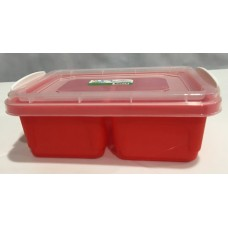 Plastic Lunch Box (0.5 Litres) - 8699120032811