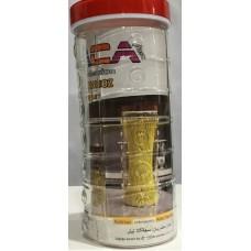 Plastic food Jar (2.3 Litres) - 8699120033337